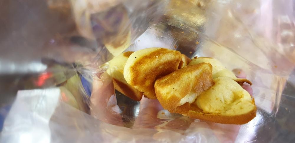 street food vietnam, muffins