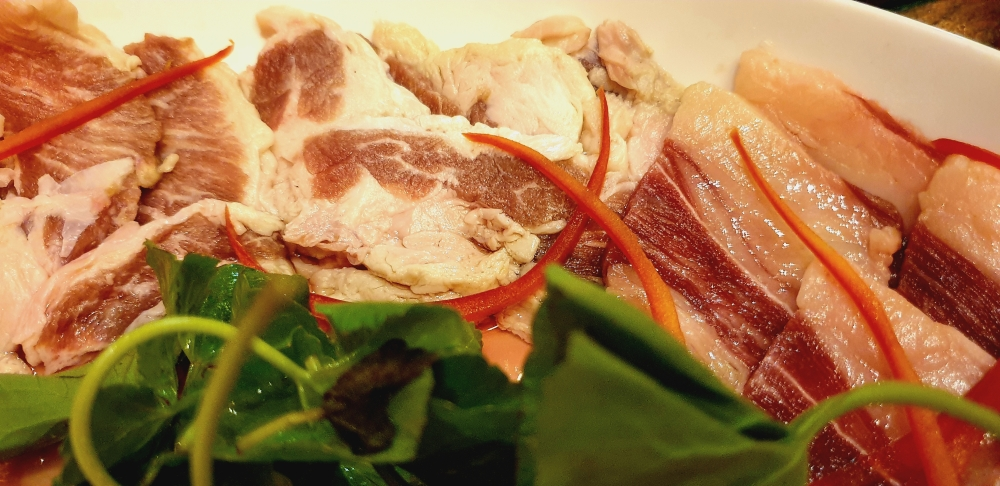 street food saigon, beef